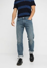 Levi's® - 501® ORIGINAL FIT - Jeans a sigaretta - tissue - 0