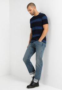 Levi's® - 501® ORIGINAL FIT - Jeans a sigaretta - tissue - 1