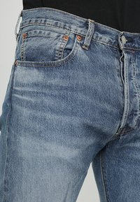 Levi's® - 501® ORIGINAL FIT - Džíny Straight Fit - icestone mid - 3