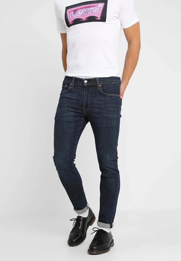 Levi's® - 519™ EXTREME SKINNY FIT - Jeans Skinny - lived in adv