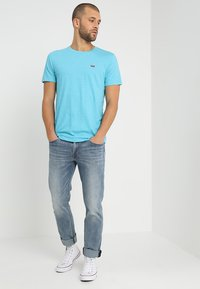 Levi's® - 511™ SLIM FIT - Slim fit -farkut - blue denim - 1