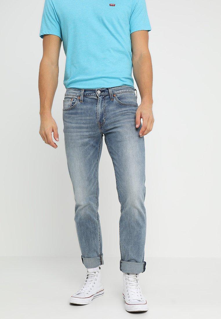 Levi's® - 511™ SLIM FIT - Slim fit jeans - blue denim