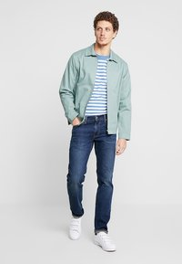 Levi's® - 511™ SLIM FIT - Jeansy Slim Fit - adriatic adapt - 1