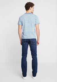 Levi's® - 511™ SLIM FIT - Jeansy Slim Fit - adriatic adapt - 2