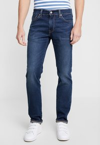 Levi's® - 511™ SLIM FIT - Jeansy Slim Fit - adriatic adapt - 0