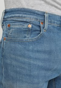 Levi's® - 512 SLIM TAPER FIT - Slim fit jeans - lightblue denim - 3