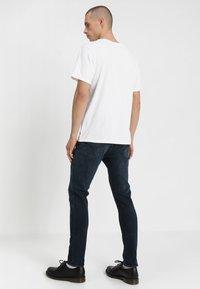 Levi's® - 512 SLIM TAPER FIT - Jeans slim fit - dark-blue denim - 2