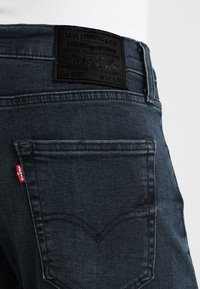 Levi's® - 512 SLIM TAPER  - Jean slim - dark-blue denim - 5