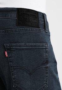 Levi's® - 512 SLIM TAPER FIT - Jeans slim fit - dark-blue denim - 5