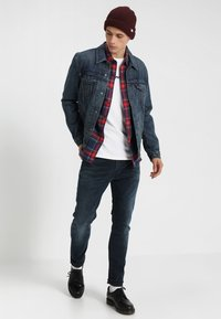 Levi's® - 512 SLIM TAPER  - Jean slim - dark-blue denim - 1