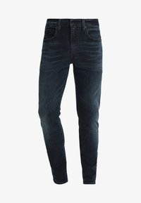 Levi's® - 512 SLIM TAPER  - Jean slim - dark-blue denim