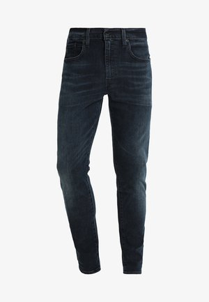 512 SLIM TAPER FIT - Slim fit -farkut - dark-blue denim
