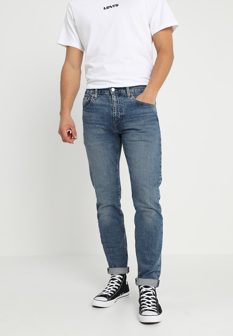 Levi's® - 512 SLIM TAPER FIT - Jean slim - marcel dark