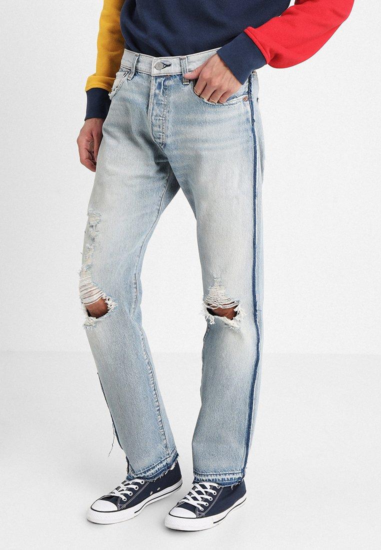 Levi's® - 501 ORIGINAL FIT - Straight leg jeans - inside out dx