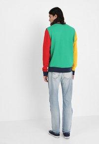 Levi's® - 501 ORIGINAL FIT - Straight leg jeans - inside out dx - 2