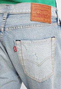 Levi's® - 501 ORIGINAL FIT - Straight leg jeans - inside out dx - 5