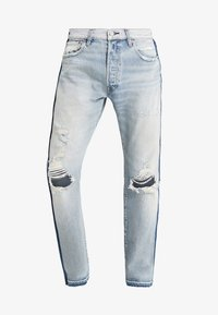Levi's® - 501 ORIGINAL FIT - Straight leg jeans - inside out dx - 4