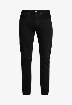 501® SLIM TAPER - Džíny Slim Fit - black