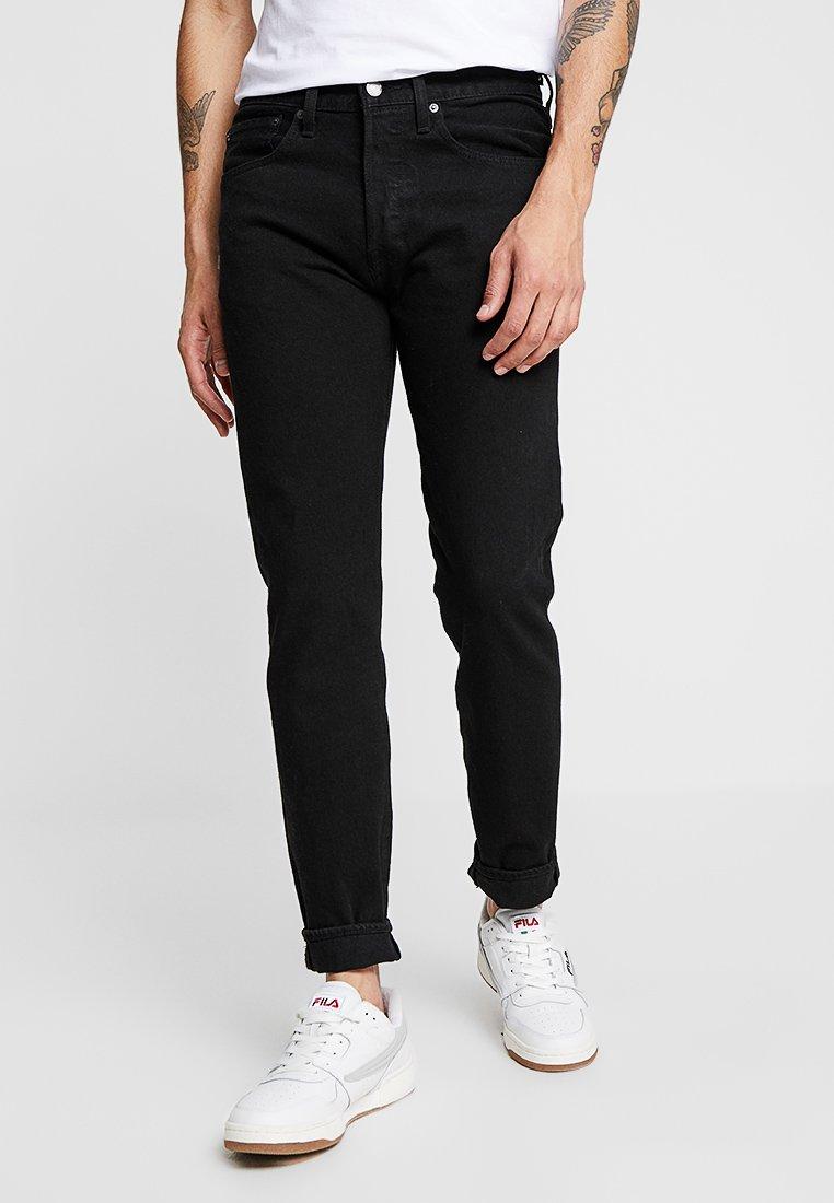 Levi's® - 501® SLIM TAPER - Jeansy Slim Fit - black