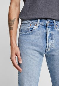 Levi's® - 501® SLIM TAPER - Slim fit jeans - revolution mid - 3