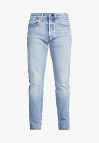 Levi's® - 501® SLIM TAPER - Slim fit jeans - revolution mid - 4