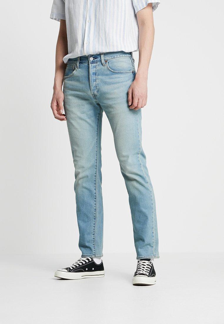 Levi's® - 501® LEVI'S® ORIGINAL FIT - Jeans Straight Leg - coneflower tint overt
