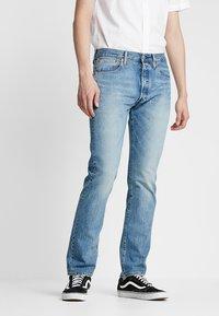 Levi's® - 501® LEVI'S® ORIGINAL FIT - Straight leg jeans - light-blue denim - 0
