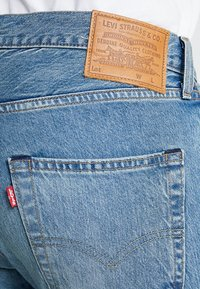 Levi's® - 501® LEVI'S® ORIGINAL FIT - Straight leg jeans - light-blue denim - 5