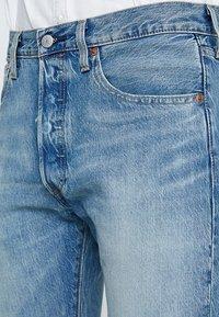 Levi's® - 501® LEVI'S® ORIGINAL FIT - Straight leg jeans - light-blue denim - 3
