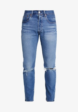 501® SLIM TAPER - Jeansy Slim Fit - ironwood dx