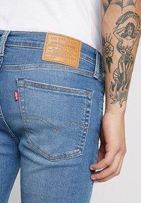 Levi's® - 519™ SUPER  - Jeans slim fit - cedar light mid overt - 5