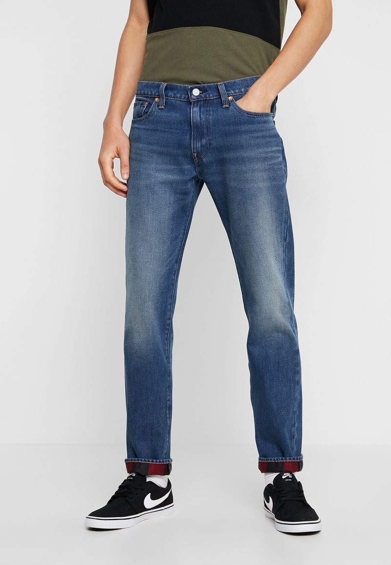 Levi's® - 511™ SLIM FIT - Vaqueros slim fit - nairobi bonded warm