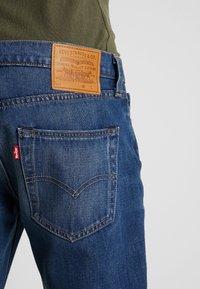 Levi's® - 511™ SLIM FIT - Džíny Slim Fit - nairobi bonded warm - 6