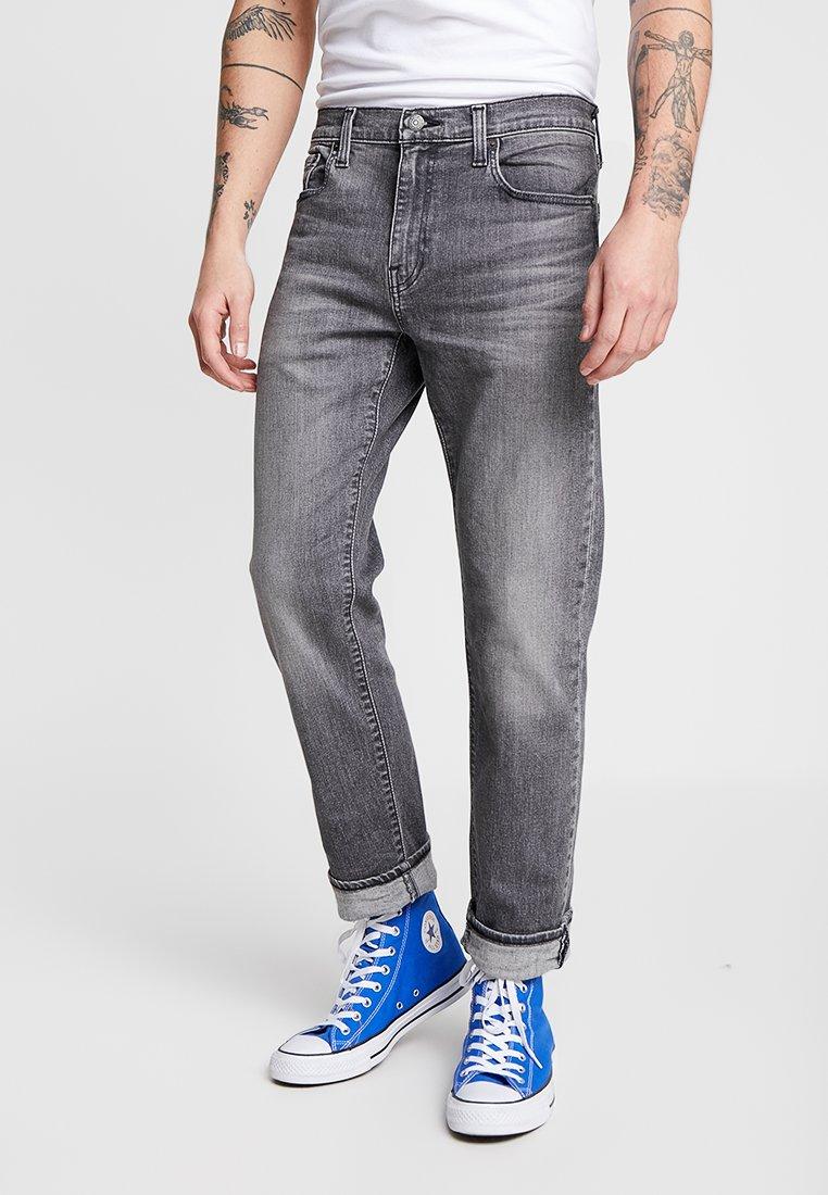 Levi's® - 502™ REGULAR TAPER - Straight leg jeans - grey denim
