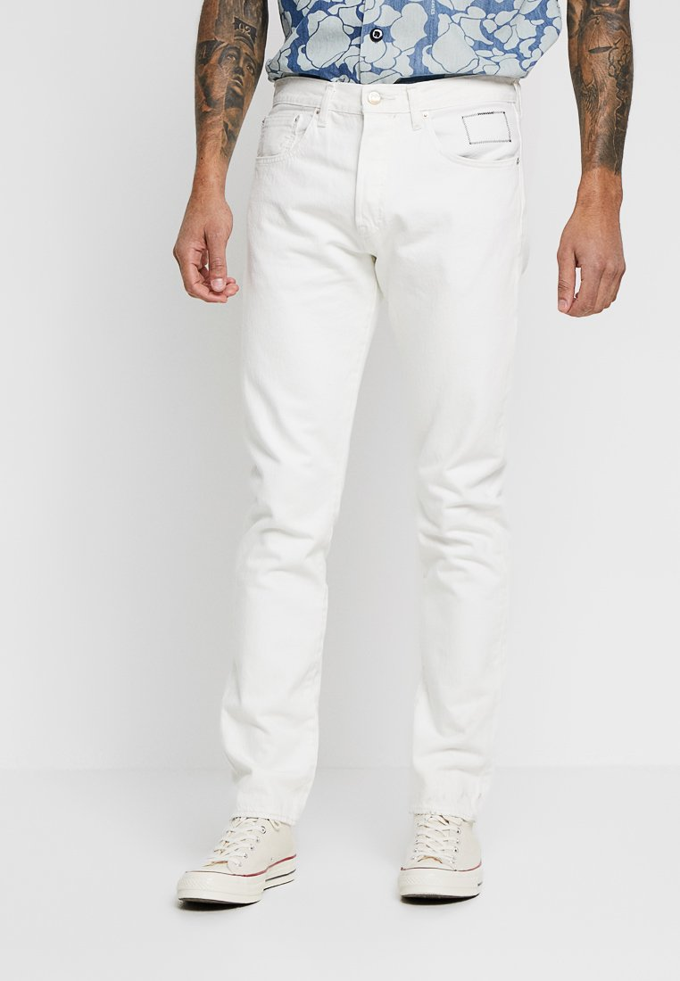 Levi's® - 501® TAPER BY JUSTIN TIMBERLAKE - Jeans Tapered Fit - white denim