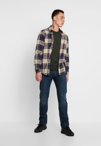 Levi's® - 501® LEVI'S®ORIGINAL FIT - Džíny Straight Fit - fever - 1