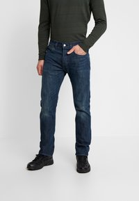 Levi's® - 501® LEVI'S®ORIGINAL FIT - Džíny Straight Fit - fever - 0