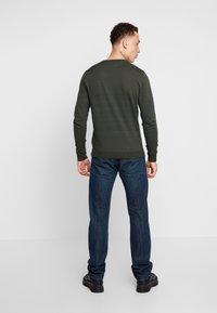 Levi's® - 501® LEVI'S®ORIGINAL FIT - Jeans Straight Leg - fever - 2