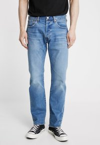 Levi's® - 501® LEVI'S®ORIGINAL FIT - Straight leg -farkut - ironwood overt - 0