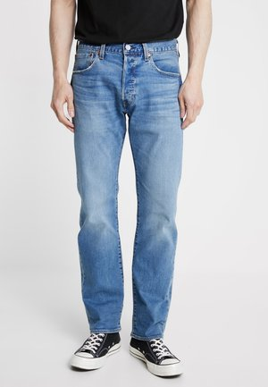 501® LEVI'S®ORIGINAL FIT - Jeansy Straight Leg - ironwood overt