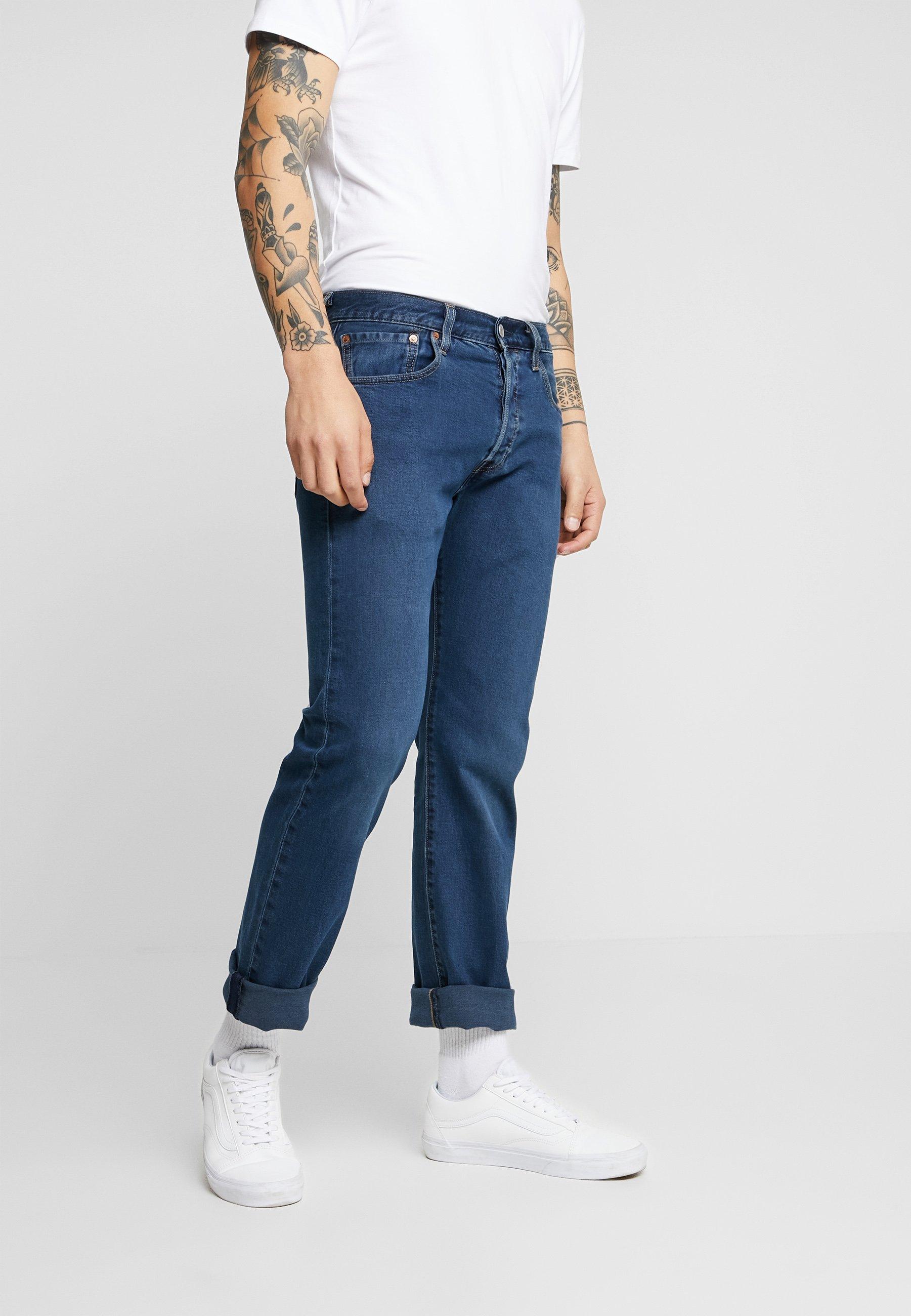 Levi's® 501® LEVI'S®ORIGINAL FIT - Jeansy Straight Leg - ironwood