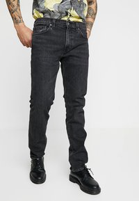 Levi's® - 511™ SLIM FIT - Jeansy Slim Fit - chile warm - 0