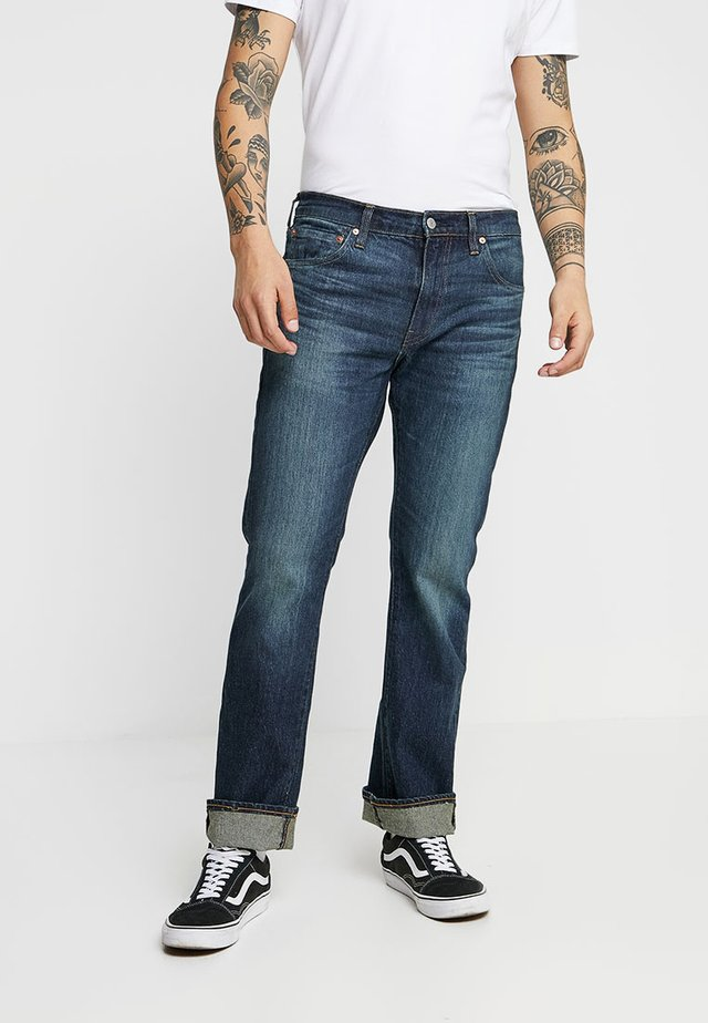 527™ SLIM BOOT CUT - Jeansy Bootcut - durian super tint overt