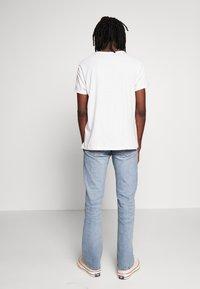 Levi's® - 527™ SLIM BOOT CUT - Bootcut jeans - fennel subtle - 2