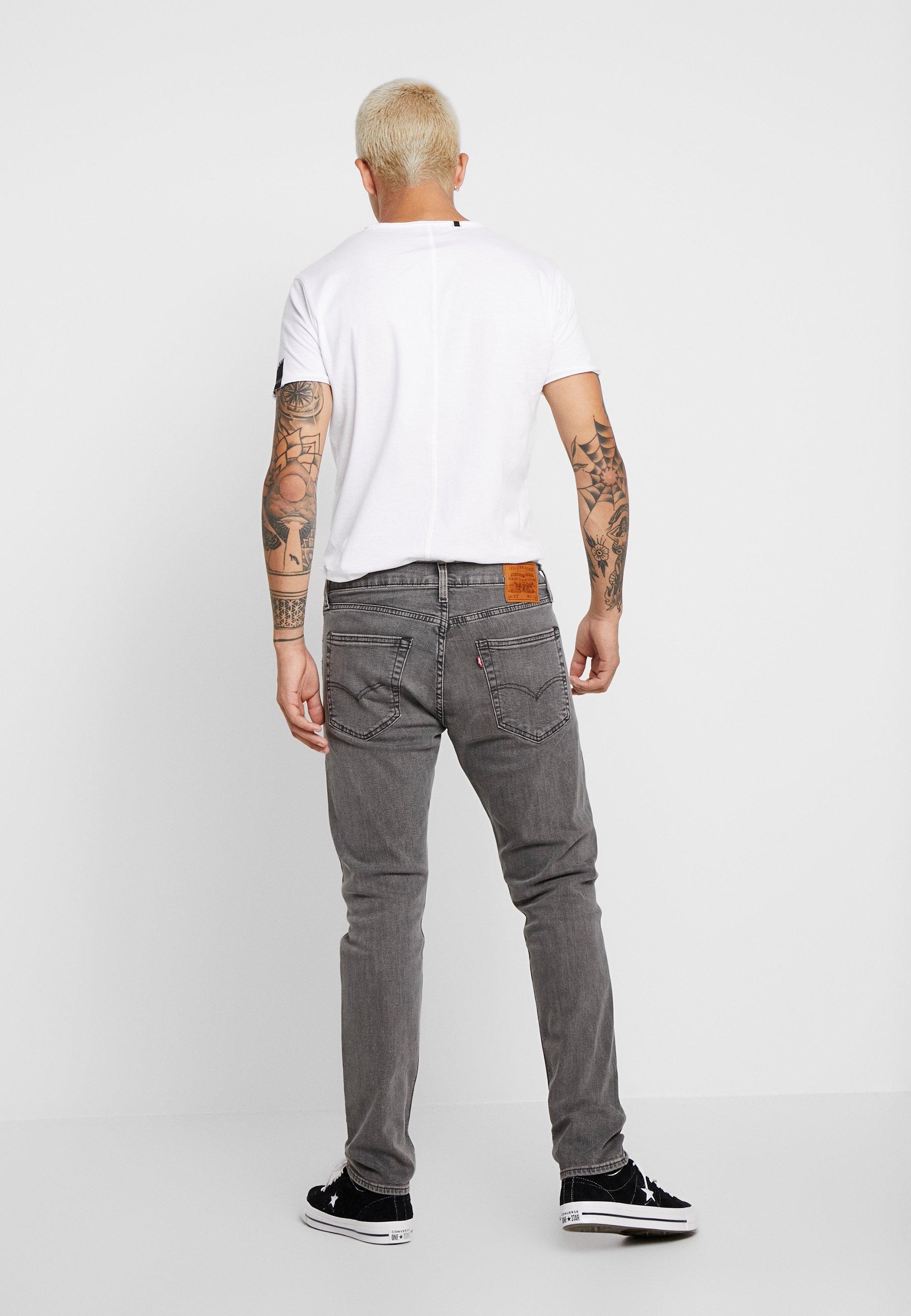 Taper FitJean Levi's® slim Grey Slim 512� Denim b6yIvmYf7g