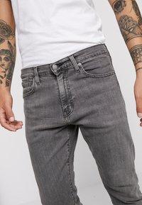 Levi's® - 512™ SLIM TAPER FIT - Jean slim - grey denim - 3