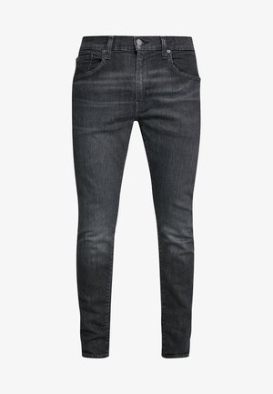 512™ SLIM TAPER FIT - Slim fit jeans - dark-blue denim