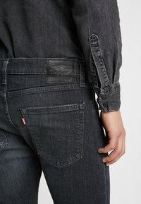 Levi's® - 512™ SLIM TAPER FIT - Jeans slim fit - dark-blue denim - 5