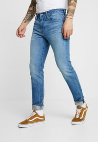 Levi's® - 512™ SLIM TAPER FIT - Džíny Slim Fit - blue denim - 0