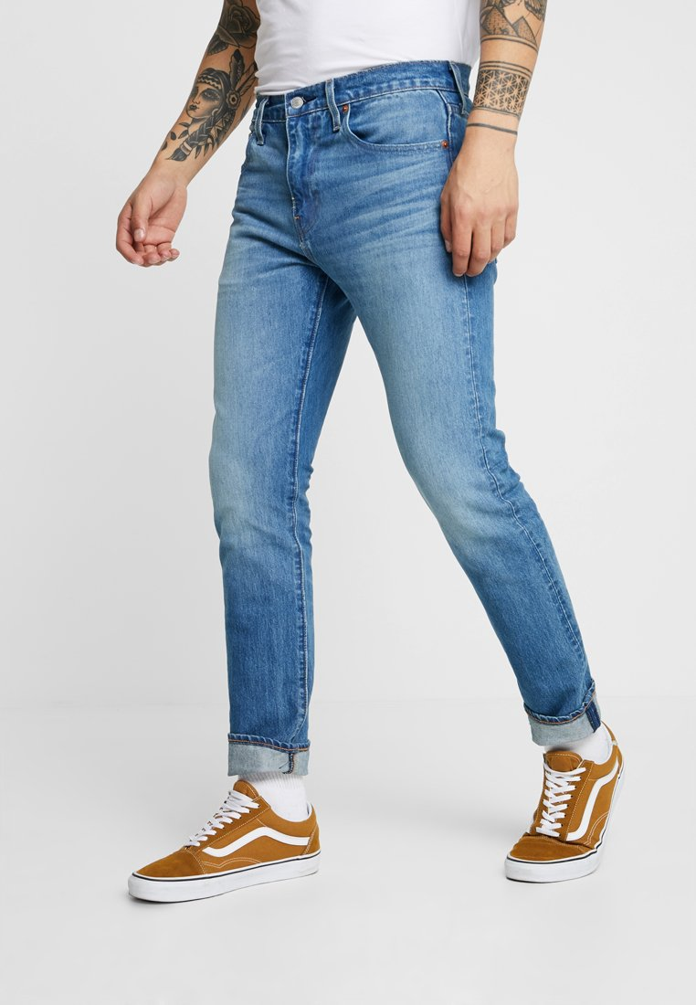 Levi's® - 512™ SLIM TAPER FIT - Džíny Slim Fit - blue denim